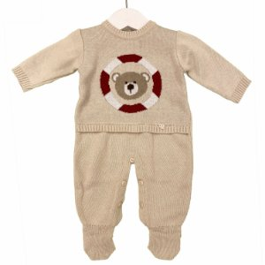 Saída de Maternidade Urso Marinheiro