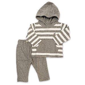 Conjunto Blusa e Calça Plush Infantil