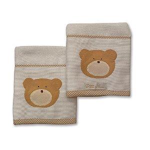 Kit de 2 Fraldas Bear
