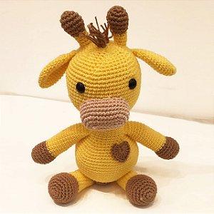Girafa Amigurumi Gigi