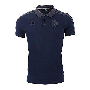 Camisa Polo França FFR - Rugby