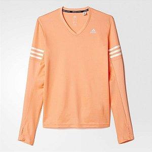 Camiseta Feminina Adidas Response
