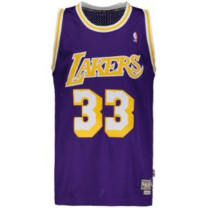Camiseta Regata Adidas NBA Retired Los Angeles Lakers - Abdul Jabba