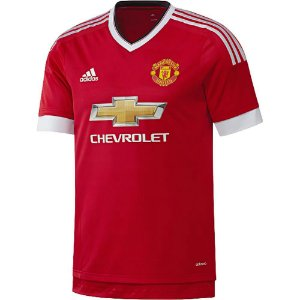 Camisa Manchester United I 15/16