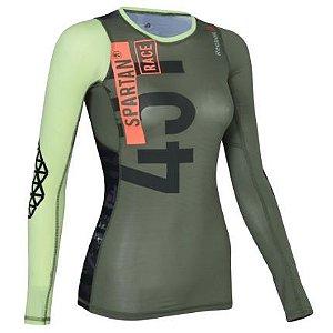 Camiseta Reebok Spartan Race Pro