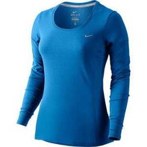 Camiseta Nike DRI-FIT Contour Long Sleeve