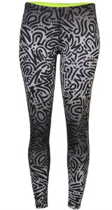 Calça Legging Reebok de Compressão Run Essentials