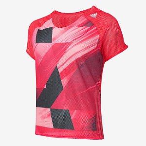 Camiseta Feminina Adidas Adizero