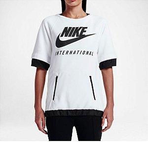 Camiseta Moleton Nike International Top