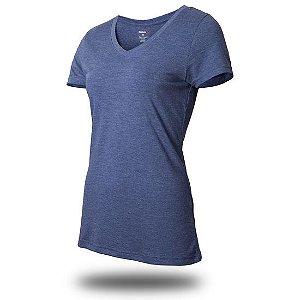 Camiseta CrossFit Blank Vneck
