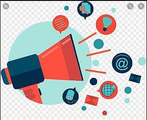 Criação e gerenciamento de site e mídias sociais (Pagamento semestral)
