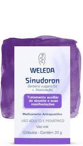 Sinudoron 20g / Weleda