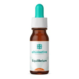 Equilibrium - Homeopatia para Cansaço Físico, Mental e Sexual 100mL