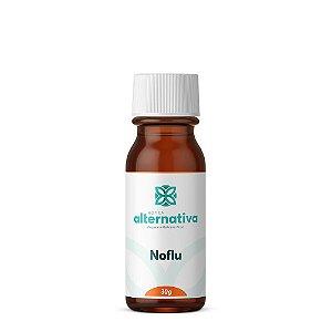 NoFlu - Homeopatia para Tratamento de Gripes e Resafriados em Glóbulos 30g