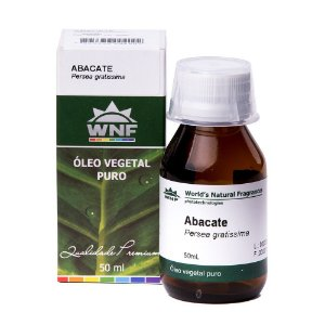 Óleo Vegetal Abacate 50ml / WNF