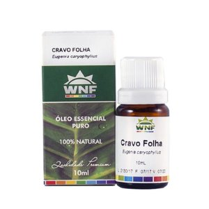 Óleo Essencial de Cravo 10ml / WNF