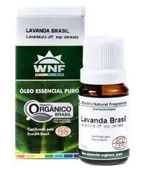Óleo Essencial de Lavanda Brasil 10ml / WNF