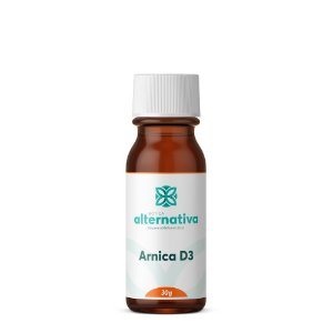 Arnica D3 glóbulos 30g