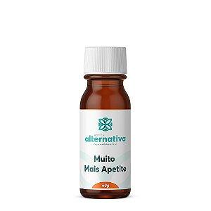 Muito Mais Apetite - Homeopatia Infantil Estimulante do Apetite 60g