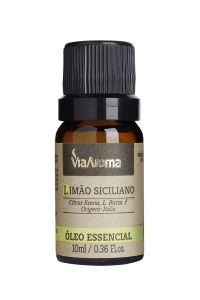Óleo essencial de Limão Siciliano Via Aroma 10mL