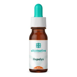 Hepalyx - Homeopatia para Distúrbios Hepáticos Gotas 30mL