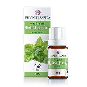 Óleo Essencial de Hortelã-pimenta Phytoterapica 10mL