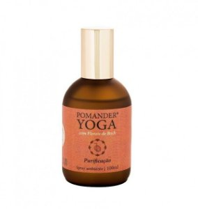 Pomander® Yoga Purificação 100 ml Monas Flower