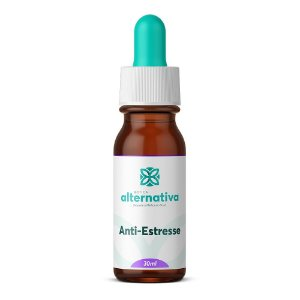 Floral  Anti-Estresse com Essências Saint Germain 30mL