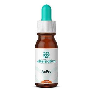 AcPro - Homeopatia para Tratamento de Acne 60mL