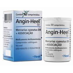 Angin-Hell com 50 comprimidos