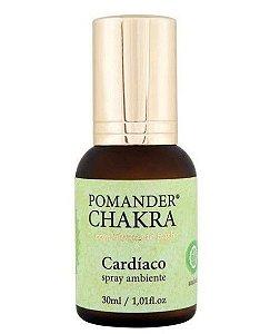 Pomander Chakra Cardíaco 30mL Spray