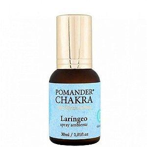 Pomander Chakra Laringeo 30mL Spray