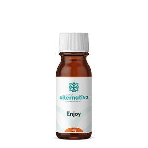 Enjoy - Floral para Tratamento de Ejaculação Precoce Glóbulos 30g