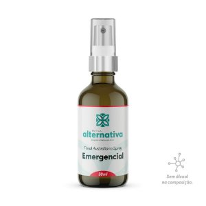 Floral Australiano Emergencial Spray 30mL - Sem Álcool