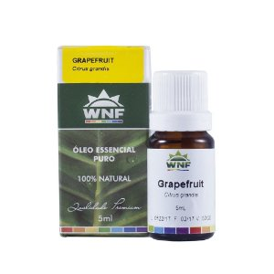 Óleo Essencial Grapefruit WNF 5mL