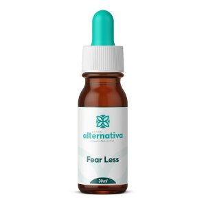 Floral Californiano + Bach - Fear Less 30mL