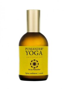 Spray de Ambiente Pomander YOGA - Surya Namaskar 100mL Monas Flower
