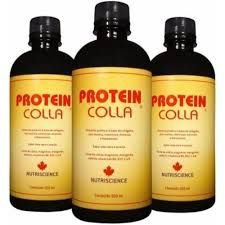 Kit - 3 Protein Colla 500mL Nutriscience