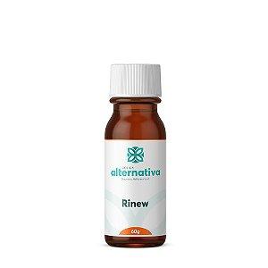 Rinew - Homeopatia para Tratamento de Rinite Alérgica 60g glóbulos