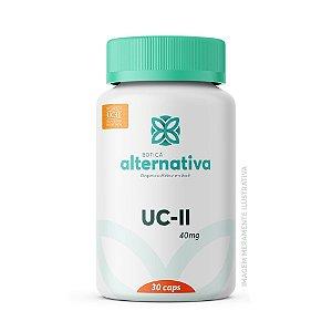 UC-II® 40mg 30 cápsulas - Proteja suas articulações com selo de autenticidade