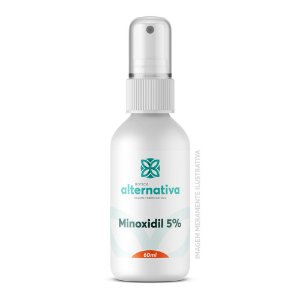 Minoxidil 5% Spray 60mL
