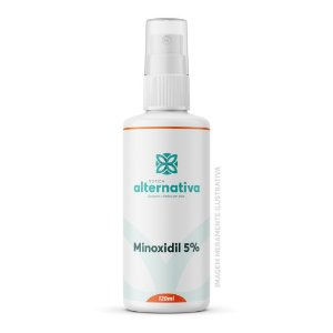 Minoxidil 5% Spray 120mL