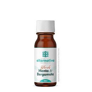 Blend de óleos essenciais 10mL - Menta & Bergamota