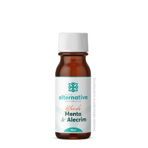 Blend de óleos essenciais 5mL -  Menta & Alecrim