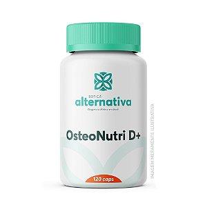OsteoNutri D+ 120 Cápsulas
