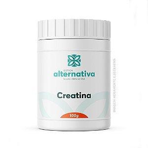 Creatina Monohidratada 100g