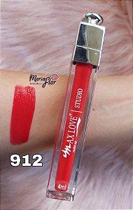 Lip Gloss Efeito 3D Max Love 912