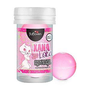 Hot Ball Xana Loka- Esquenta, Vibra e Esfria (kit com 2 bolinhas)