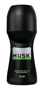 Avon Musk Fresh Desodorante Roll-on 50ml