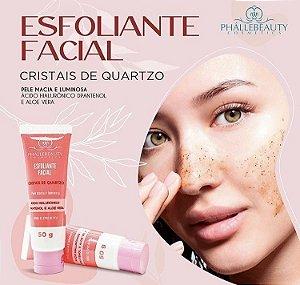 Esfoliante facial phallebeuaty 50gr - Phallebeauty Cosmetics